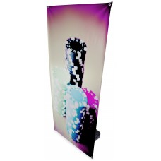 "Outdoor Banner Stand (30""x50"" to 30""x68"")"