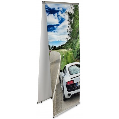 """Dual Sided L-Stand (23.5"""" x 65"""")"""
